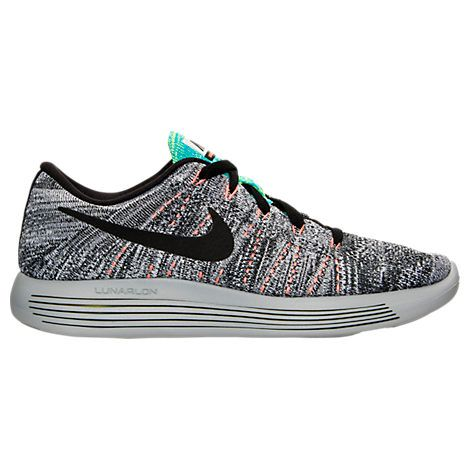 low priced 9c4a9 8dc8c Women's Nike LunarEpic Low Flyknit Running Shoes - 843765 ...