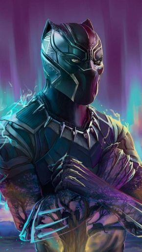 Black panther wallpaper by georgekev - b4 - Free on ZEDGE™