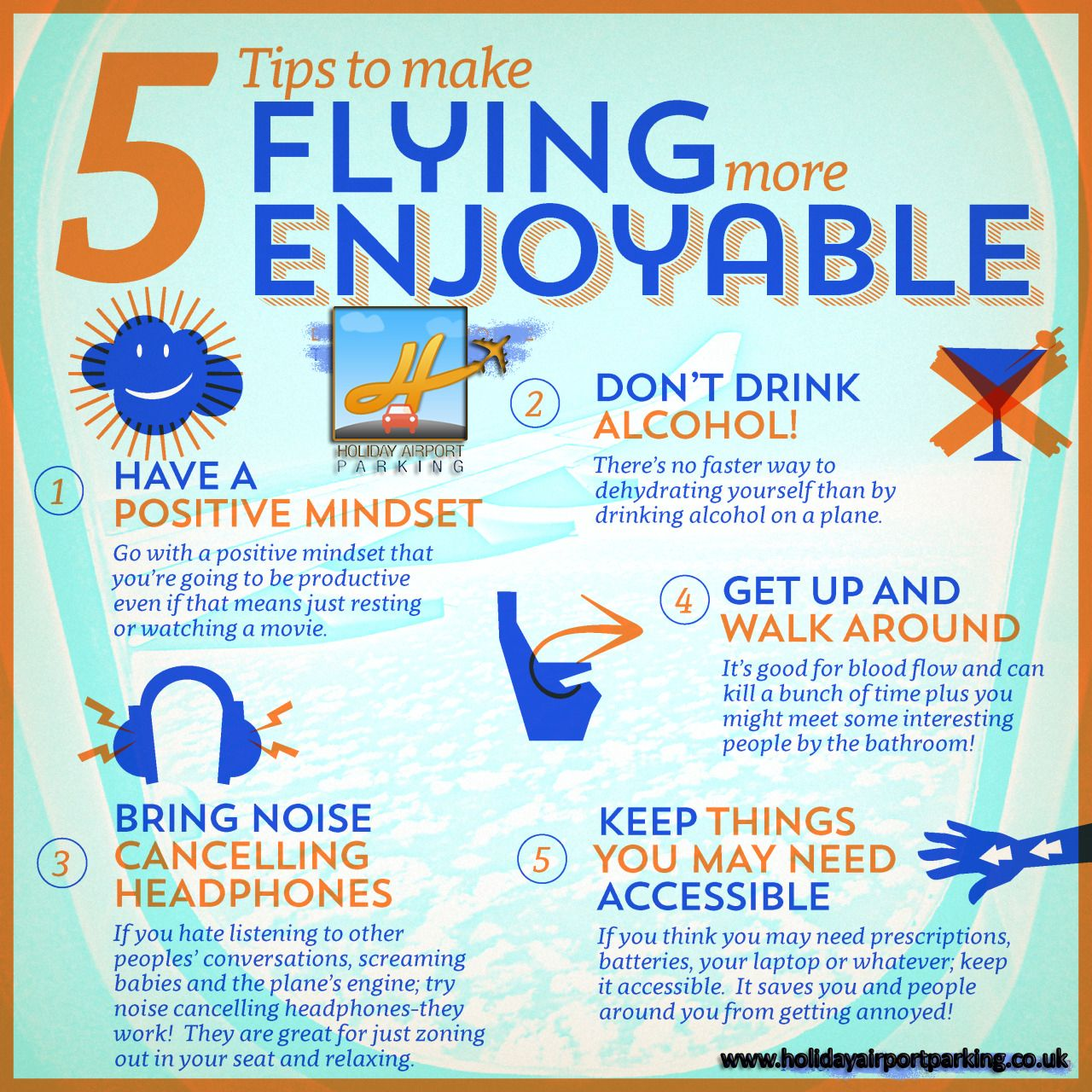 Easy Flying Tips Holiday Airport Parking Pinterest Park