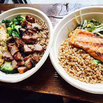 roast kitchen to go bowls | Food / Menu | Pinterest | Food menu