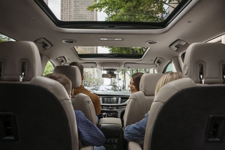 Take A Look Inside 2020 Buick Enclave Circle Buick Gmc In 2020 Buick Enclave Buick Buick Cars