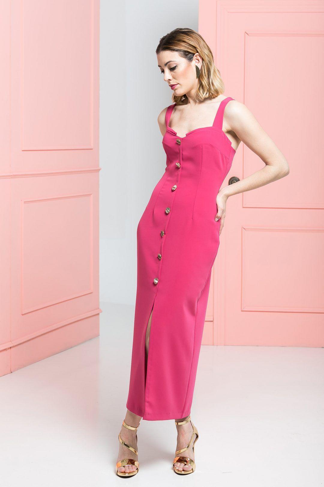 vestidos-invitada-boda-juliette-rosa-2 | Ropa de fiesta para ...
