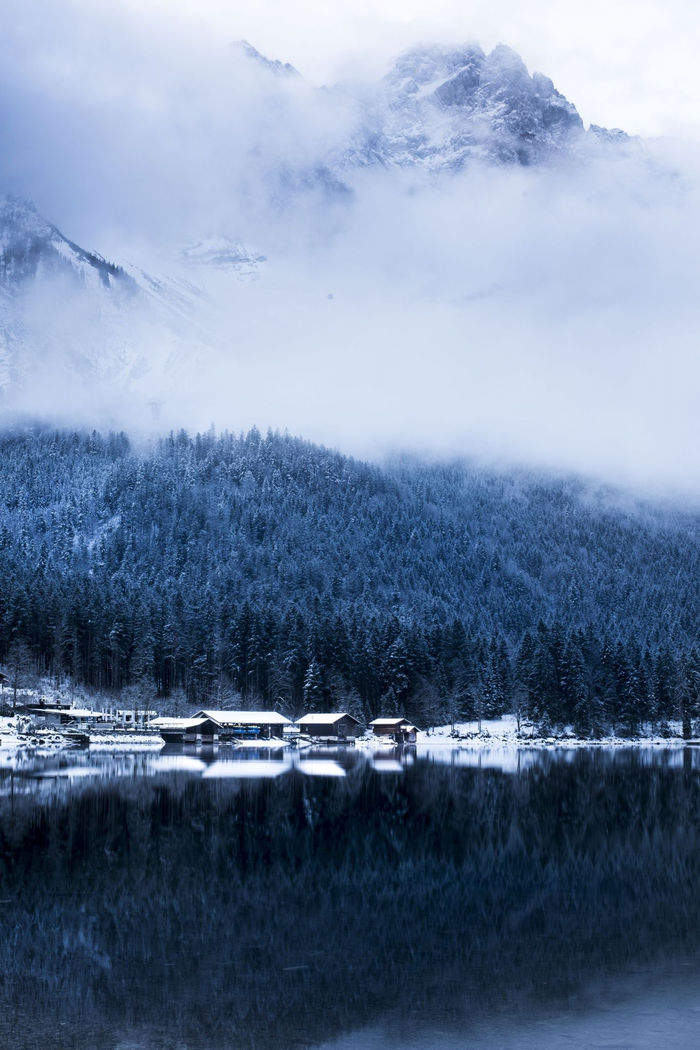At the foot of the Zugspitze by Isabella Tabacchi on 500px