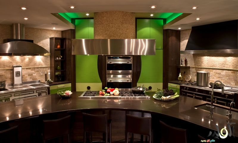 ديكورات مطابخ 2020 ديكورات مطابخ تركية 2020 Img 1454708084 251 J Modern Kitchen Design Kitchen Design Kitchen Interior
