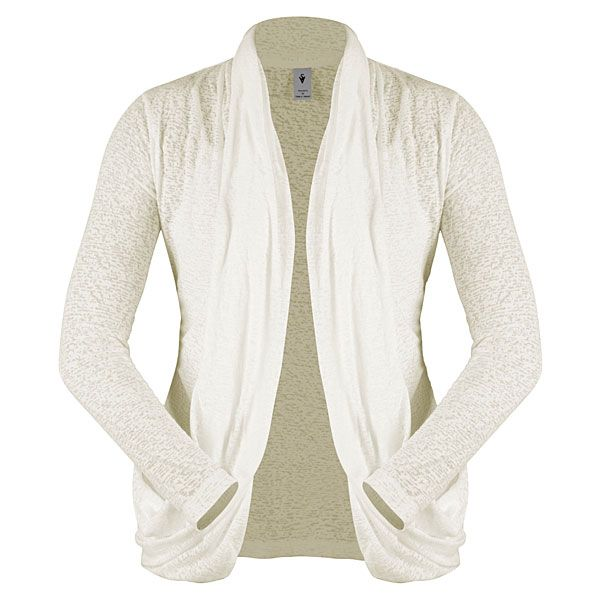 SeV Ladies' Cardigan - now available in white! | Rivera Armstrong ...