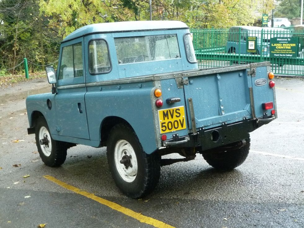 for low series classics nation atl vehicles the land streetside rover iia s defender sale res
