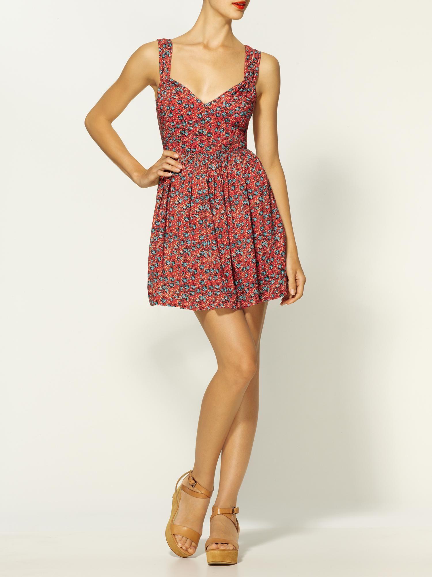 { Marianne Keyhole Dress by Minkpink [$99] }