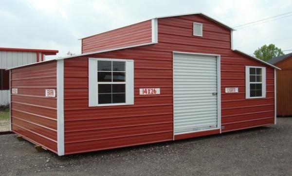 Texas Barn Portable Building Portable Buildings Portable House Built In Storage