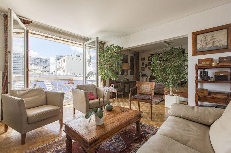 AVendre - PARIS XIVème - EDGARD QUINET Appartement de 4/5 pièces