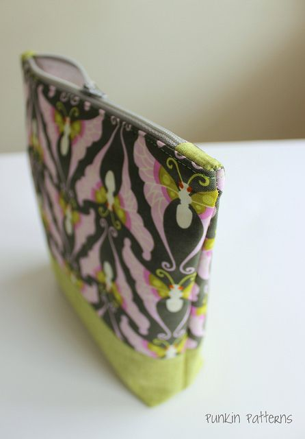 how to make a simple pouch
