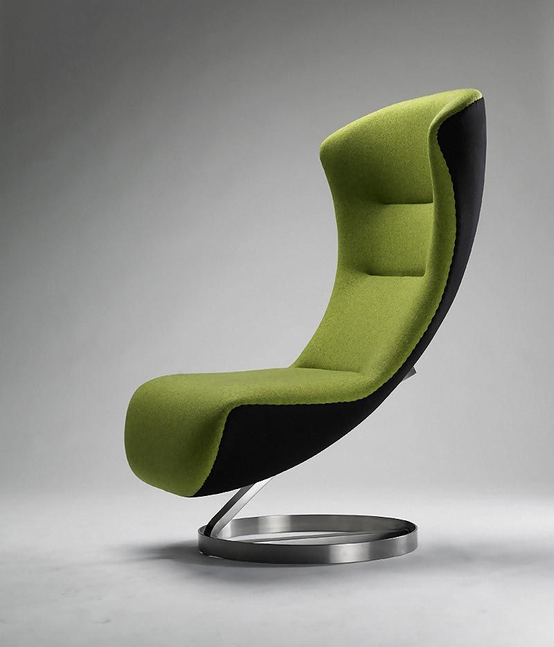 Modern Lounge Chair Concept