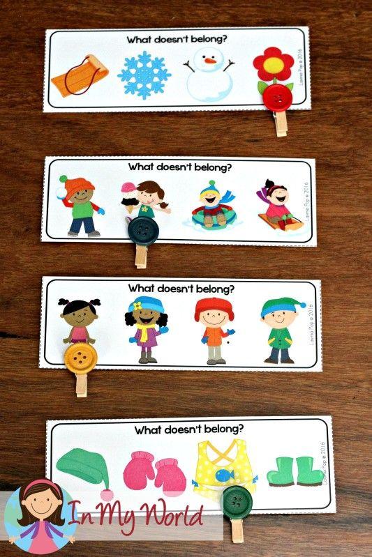 winter preschool centers activities winter and preschool winter