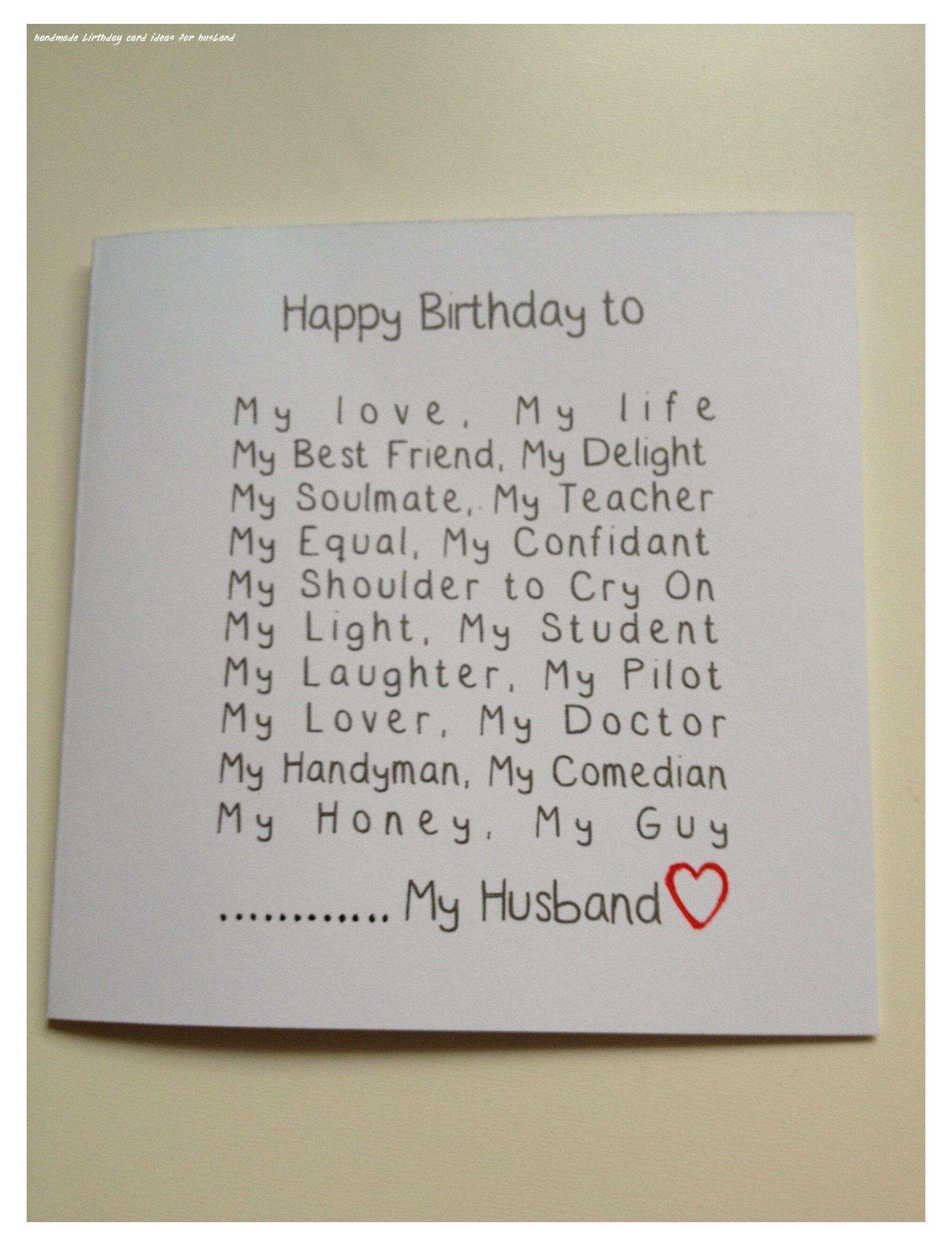 Pin By Kaytee Swarovski On Gift Ideas In 2021 Husband Birthday Card Birthday Cards For Boyfriend Birthday Surprise Husband