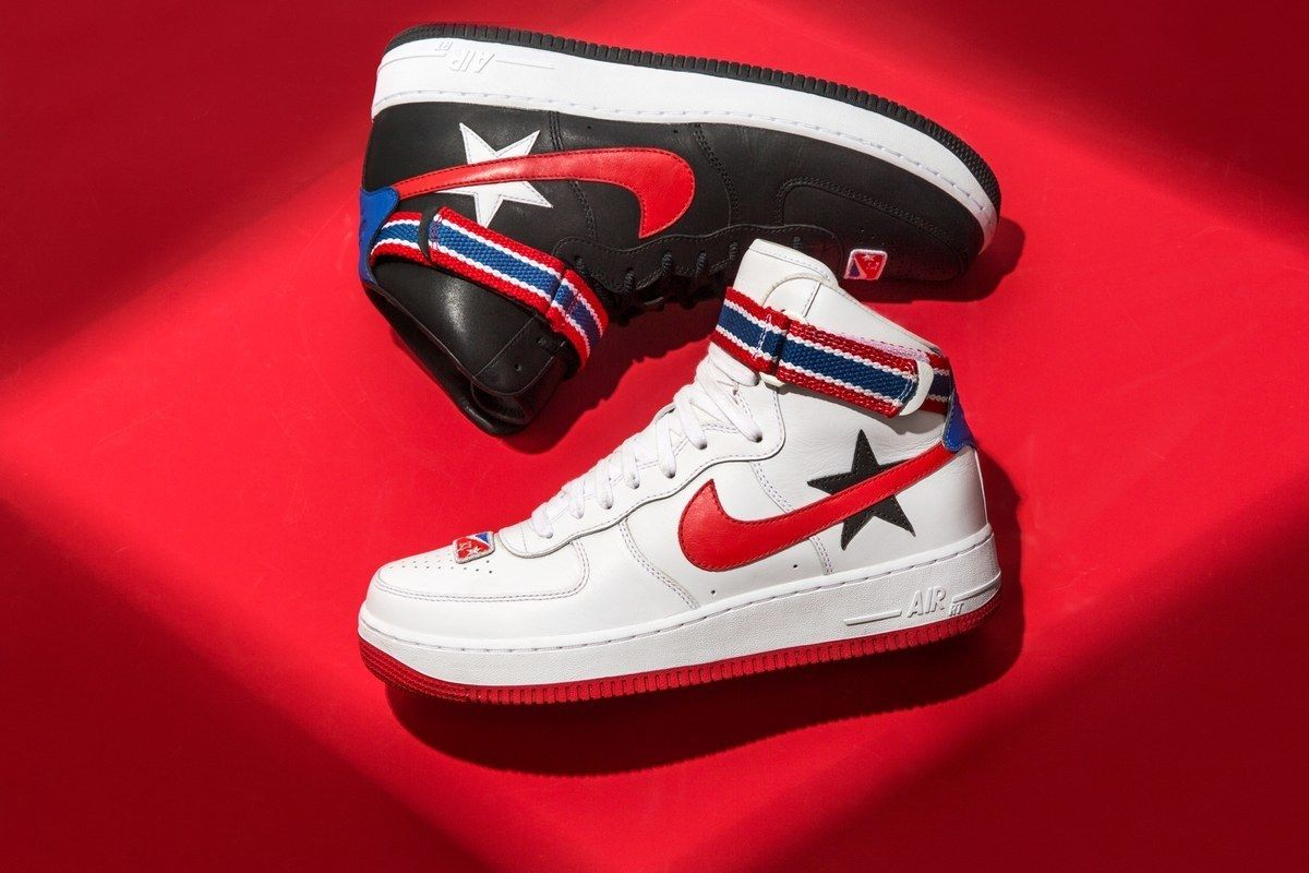 """Nike x RT Air Force 1 """"Victorious MInotaurs"""""""