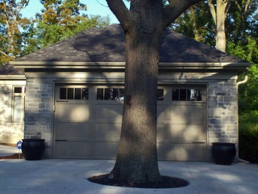 Home Design Fails Part - 26: The Interrupting Tree Is Definitely A Home Improvement Fail.