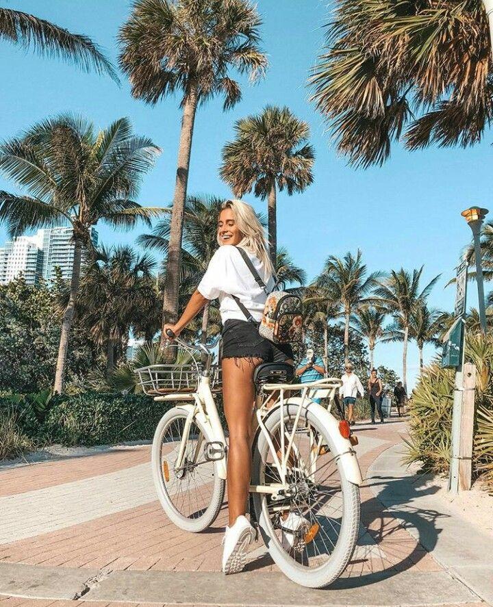 Instagram Inspo Instainspo Biking On The Beach