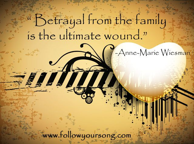 Family Fighting Quotes: Actually The Ultimate Wound Is When You Do Not Get Any