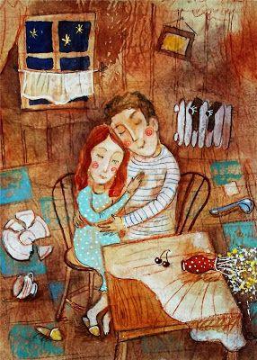 Stolbova Anastasia - ilustração infantil