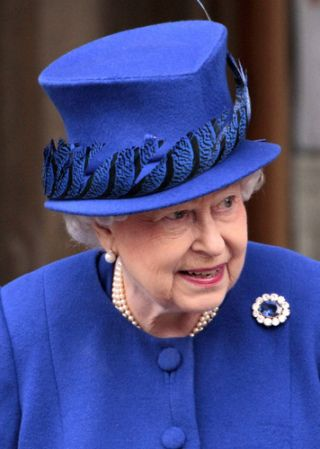 Hat Cousins: Queen Elizabeth and the Teardrop Crown Hats of Angela Kelly