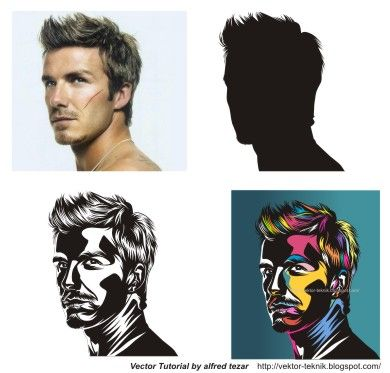 How To Draw A Pop Art Person