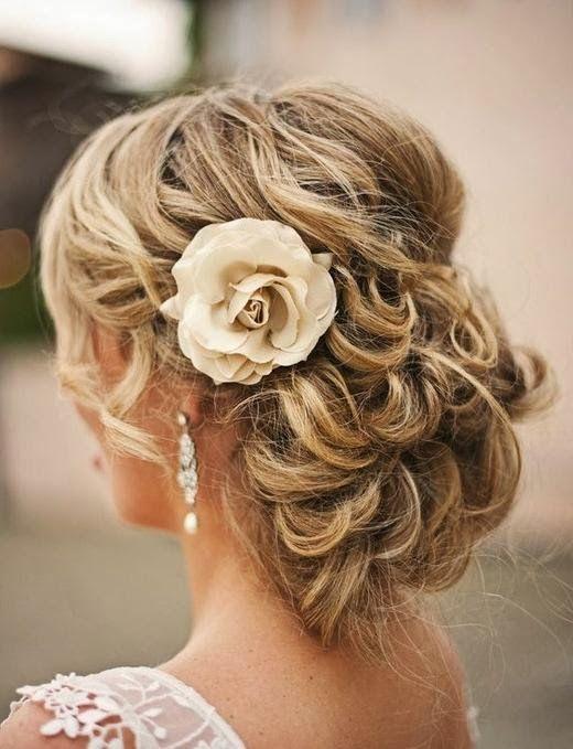 Wedding Hairstyles Medium Length Hair Fair Wedding Hairstyles For Long Hair To The Side  Wedding Planning