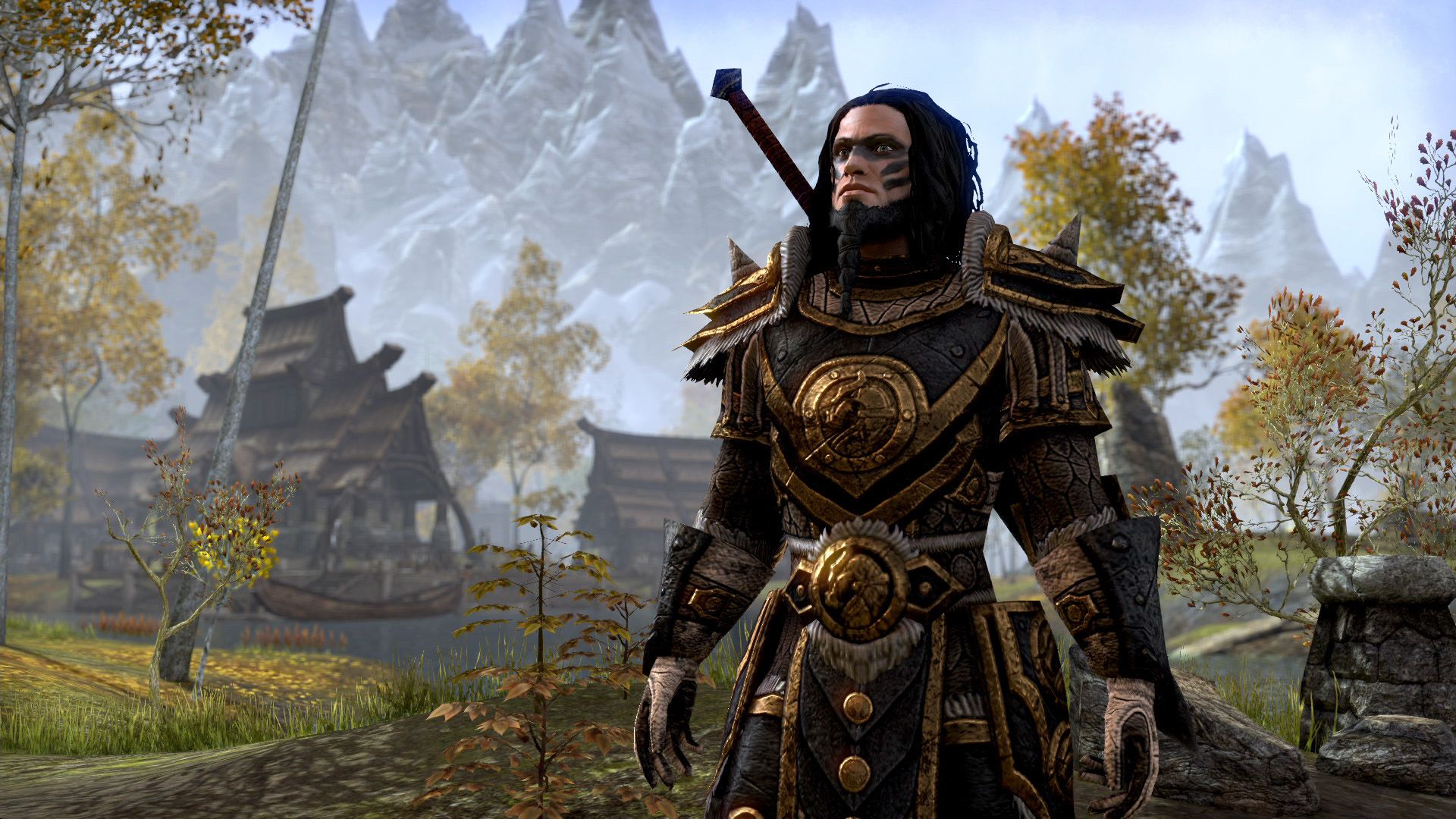 elder scrolls online orc armor - Google Search