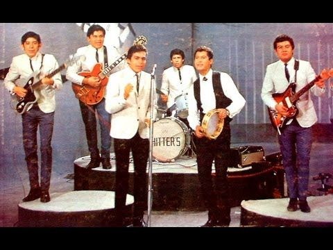 LOS HITTERS     (10 canciones de los 60's) - YouTube
