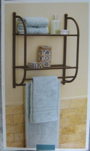Snapplace Com Towel Rack Bathroom Shelves Towel Bar