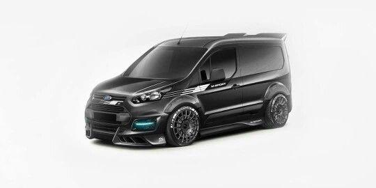 M Sport Transit Connect Ford Van Ford Transit Vans