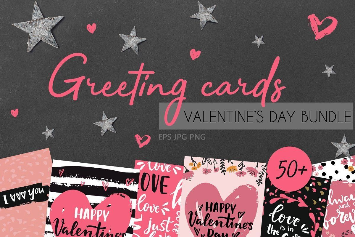 Day cards bundle Valentines Day cards bundle  DIY Homemade Valentines Day Art Craft Idea Vintage Valentines Day Edible Printed Icing Sheet Retro Valentines Day Decoration...