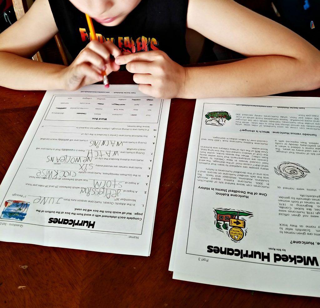 Super Teacher Worksheets A Homeschool Crew Review Not