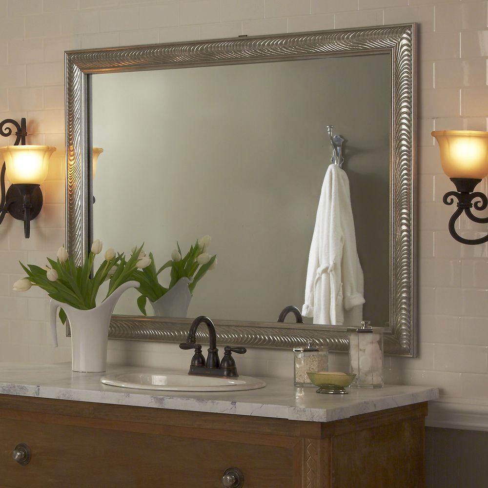 Mirror Frame Ideas & Bathroom Mirror Ideas Mirror frame