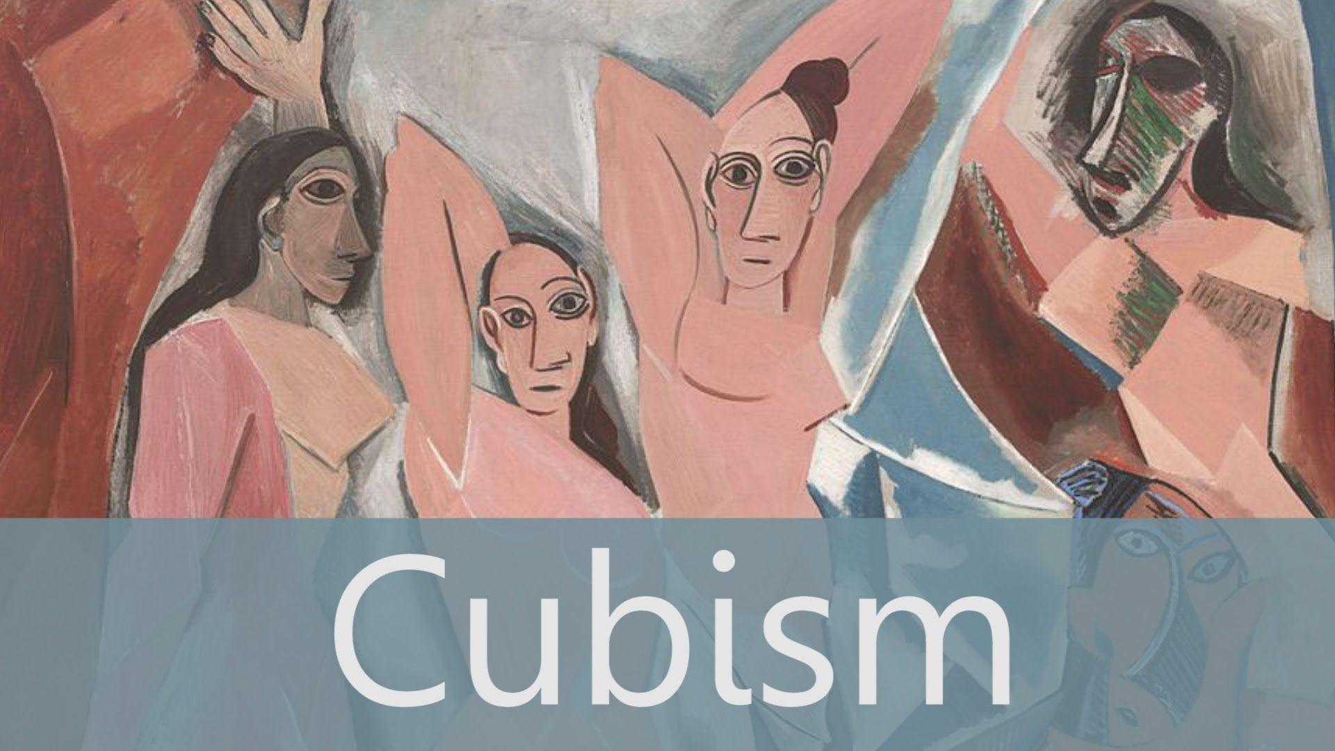 Cubism Good Explanation Video