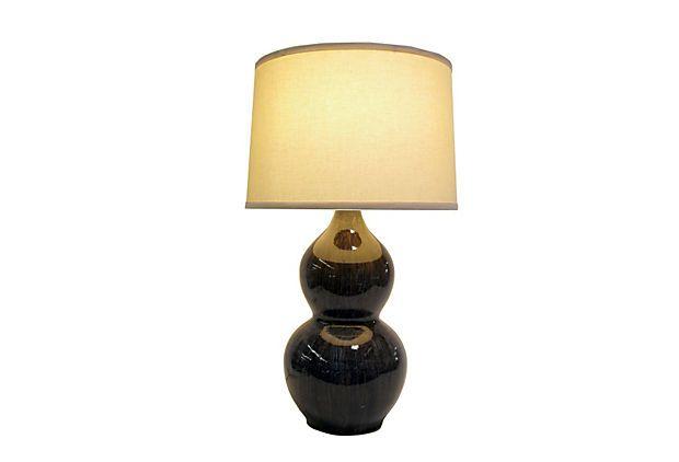 Ray Table Lamp, Art Glaze on OneKingsLane.com