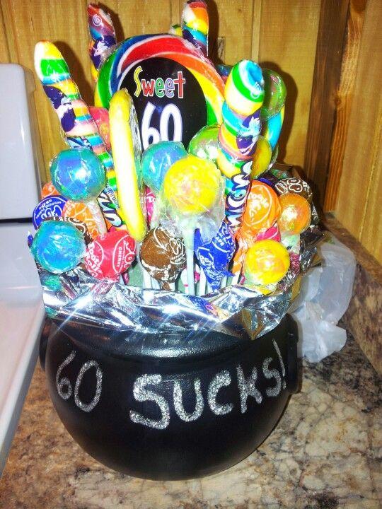 Gift Baskets Happy 60th Birthday Dad