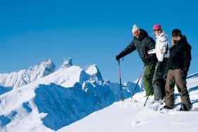 Ski, Skiurlaub Valmeinier / Valloire