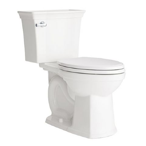 American Standard Estate Vormax Right Height Elongated Toilet