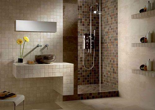Cerámica para baños modernos baños Pinterest Baño moderno