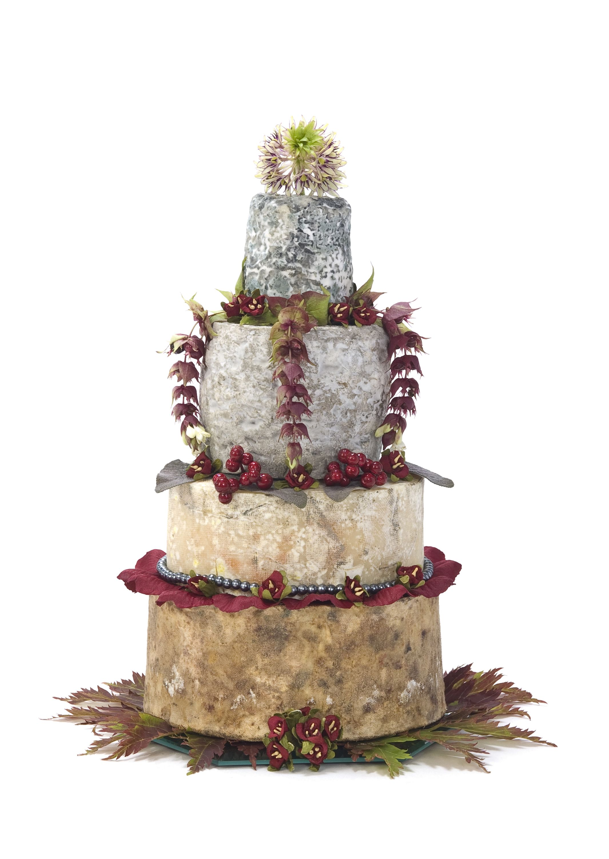 Tintagel Castle, The Cheese Shed | Cheese Wedding Cakes | Pinterest ...