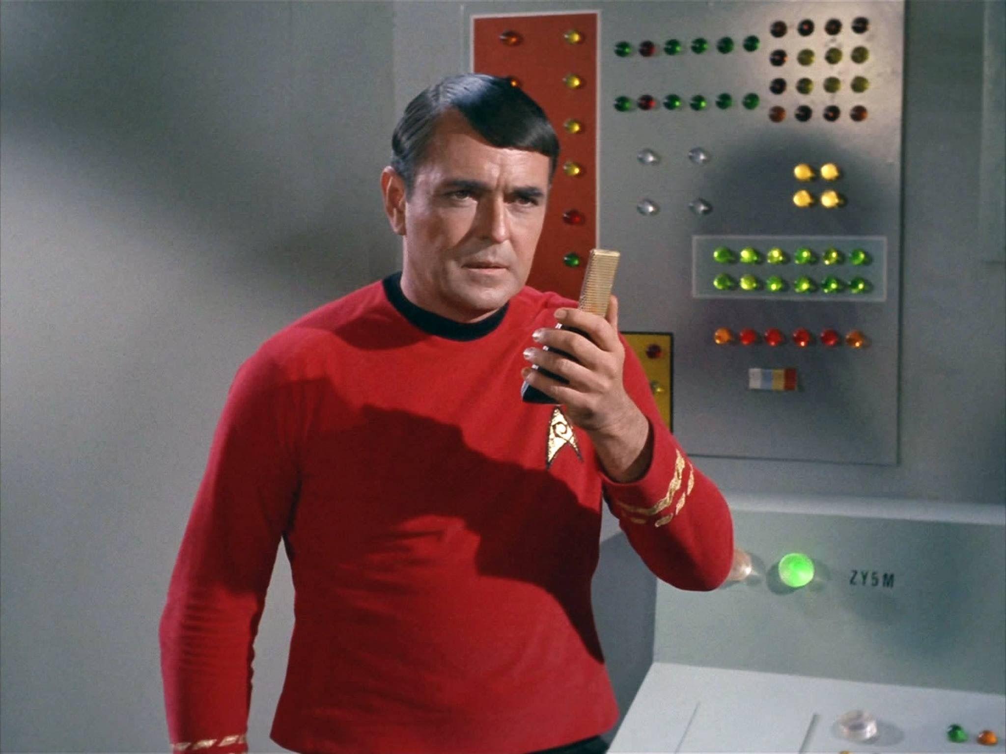 Star Trek: Scotty   Film star trek, Star trek, New star trek