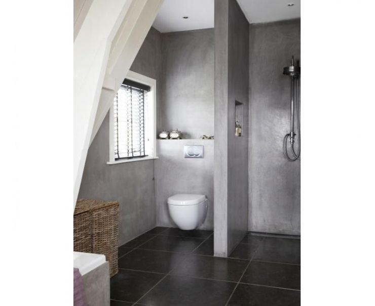 10x Toilet Inspiratie : Betonnen badkamers via lovin badkamer bathroom