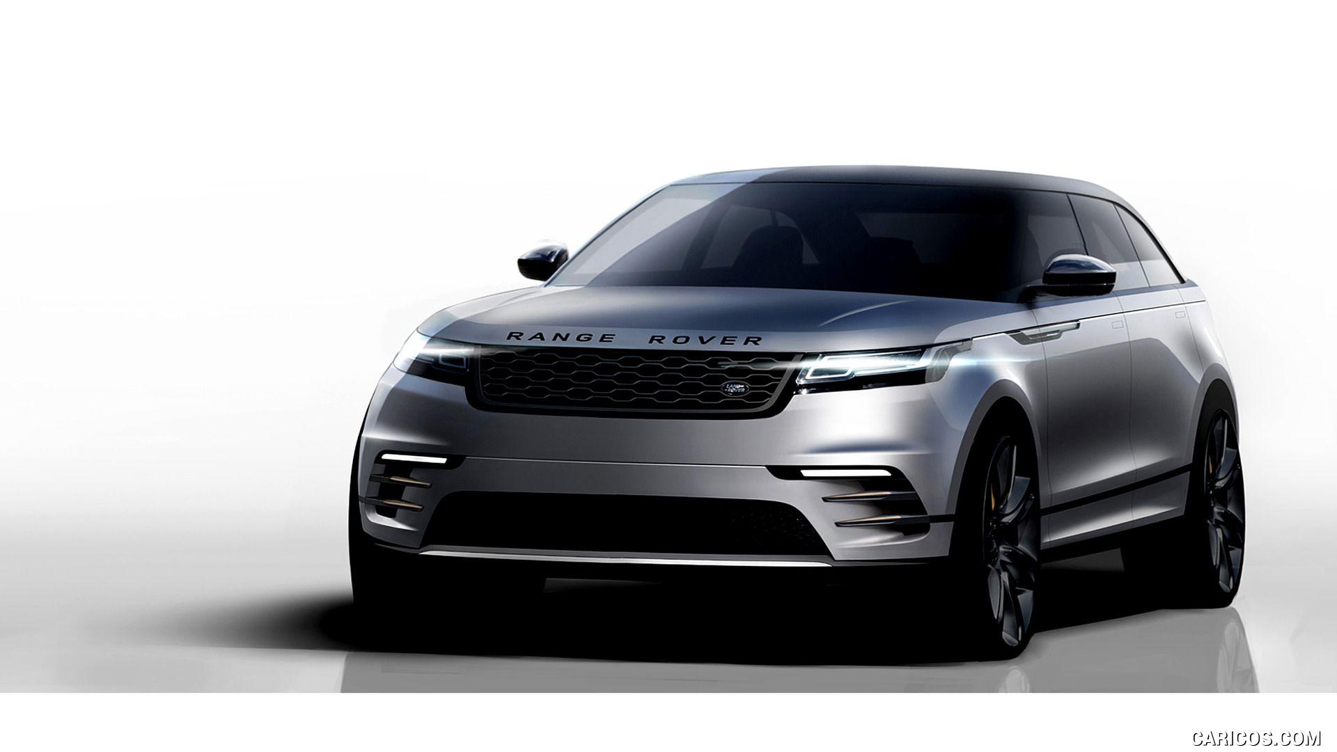 2018 Range Rover Velar Wallpaper Transportation Design