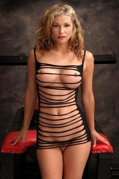 Nude lingerie thread