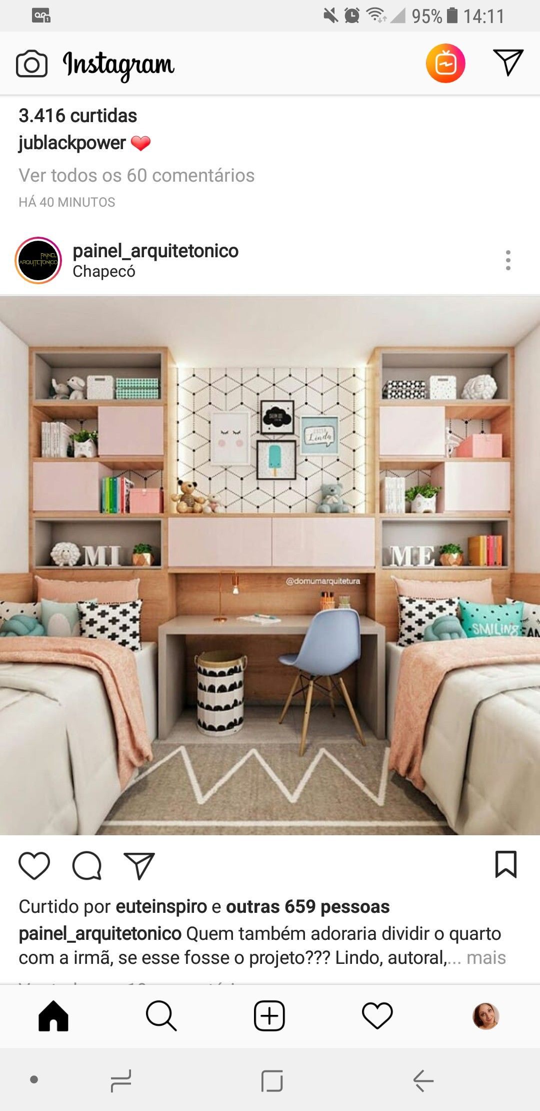 Loft bed with desk for girls  Pin by Joanna Davis on Bret  personal desk  Pinterest  Bunk rooms