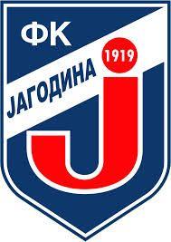 FK  JAGODINA  1919   -  JAGODINA  serbia