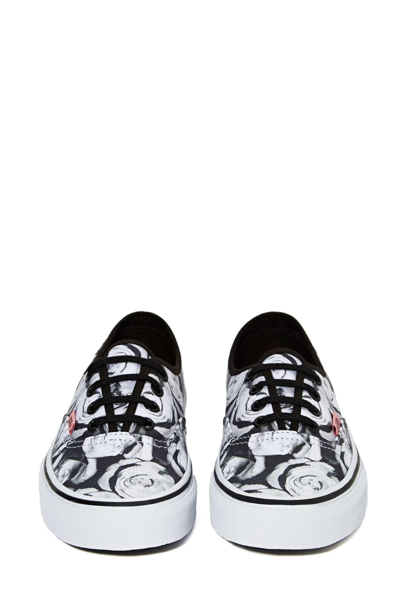 7264f6ba0c Vans Authentic Sneaker - Digi Rose