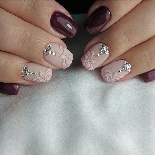 Pin de Mariana D\'Inca en Arte uñas | Pinterest | Diseños de uñas ...