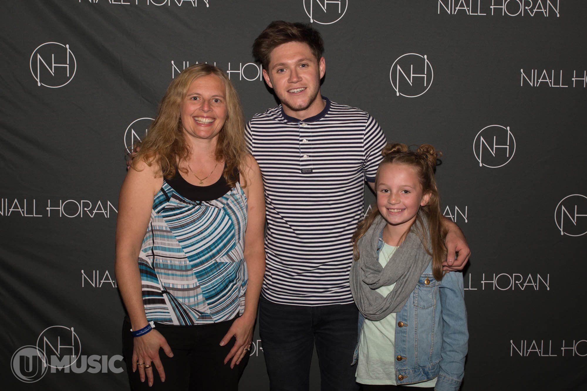 November 1 Flicker Sessions Toronto Meet N Greet Niall Horan In