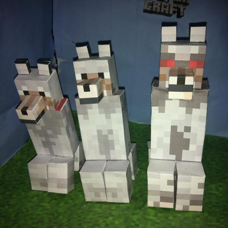 how to make a dog room in minecraft