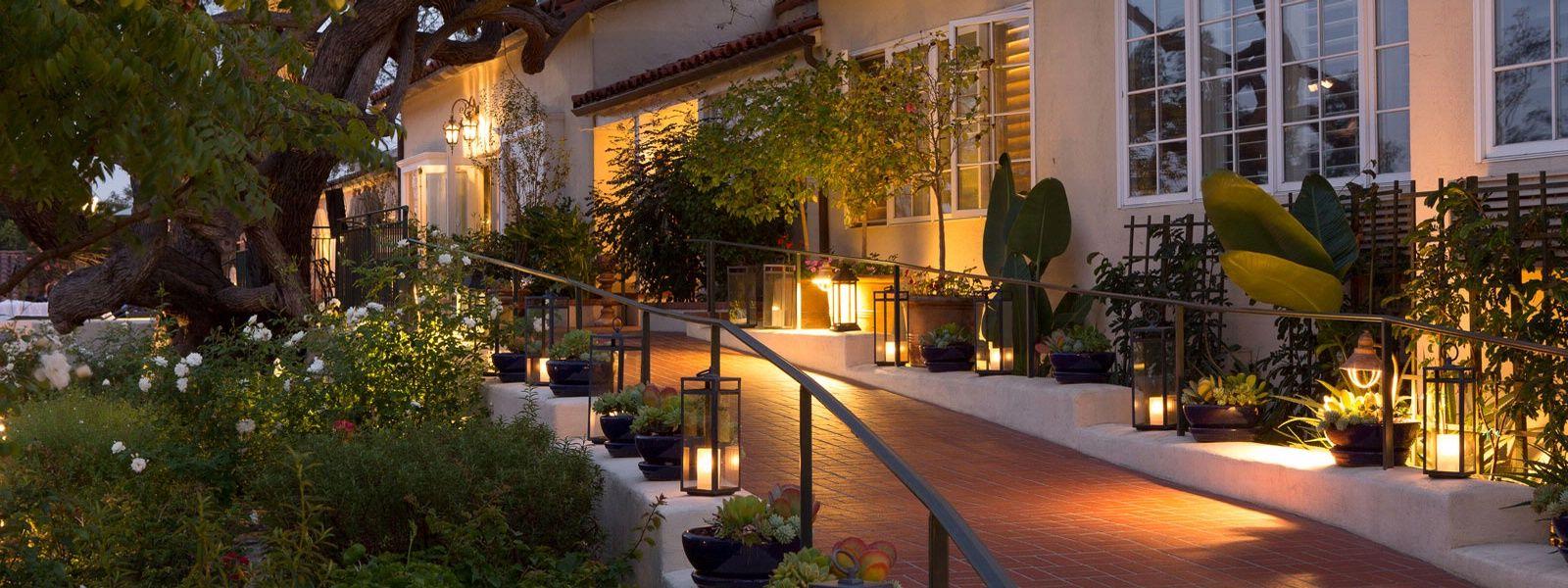 San Diego Luxury Hotels The Inn At Rancho Santa Fe Ca With